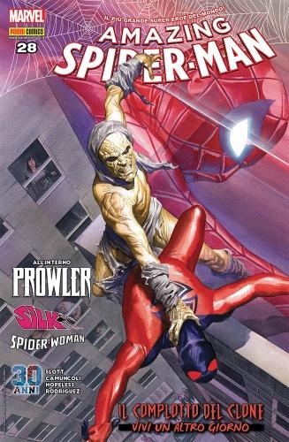 AMAZING SPIDER-MAN 11 PANINI COMICS MARVEL UOMO RAGNO 660 ITA NUOVO