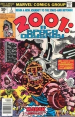 2001: A space Odyssey # 3