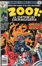 2001: A space Odyssey # 4