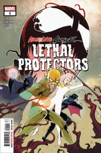 Absolute Carnage: Lethal Protectors # 1