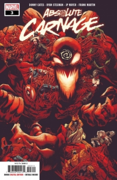 Absolute Carnage # 3