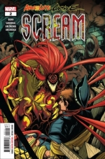 Absolute Carnage: Scream # 2