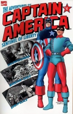 Adventures of Captain America # 4