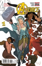 A-Force vol 2 # 6