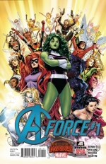 A-Force vol 1 # 1