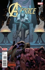 A-Force vol 1 # 4