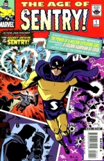 The Age of the Sentry # 1