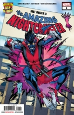 Age of X-Man: The Amazing Nightcrawler # 1