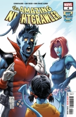 Age of X-Man: The Amazing Nightcrawler # 4