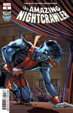 Age of X-Man: The Amazing Nightcrawler # 5
