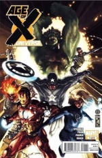 Age of X: Universe # 1