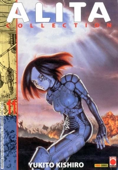 Alita Collection # 11