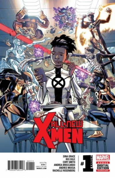 All-New X-Men Annual # 1