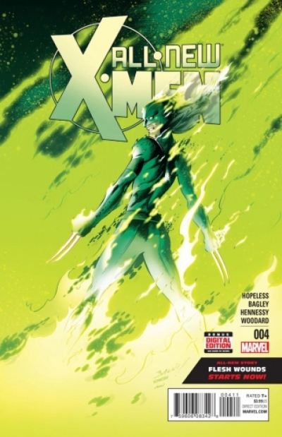 All-New X-Men vol 2 # 4