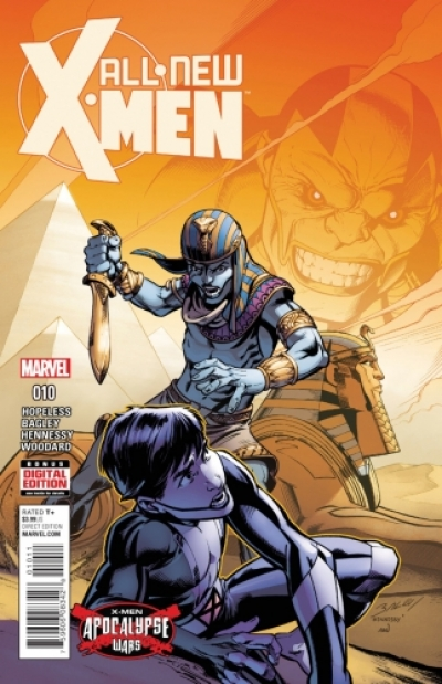 All-New X-Men vol 2 # 10