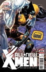All-New X-Men vol 2 # 1.MU