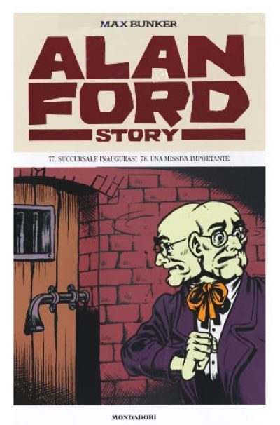 Alan Ford Story # 39