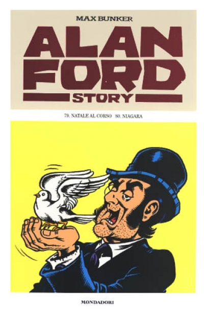 Alan Ford Story # 40
