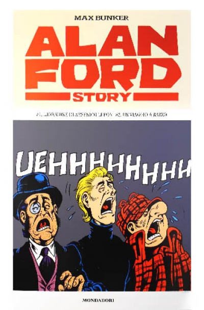 Alan Ford Story # 41