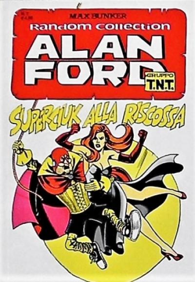 Alan Ford TNT random Collection # 7