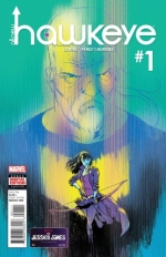 All-New Hawkeye vol 2 # 1