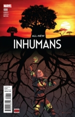 All-New Inhumans # 8