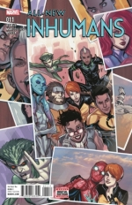All-New Inhumans # 11