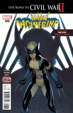 All-New Wolverine # 8