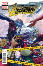 All-New All-Different Avengers # 8