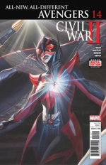 All-New All-Different Avengers # 14