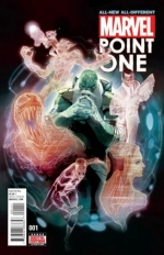 All-New All-Different Point One # 1