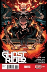 All-New Ghost Rider # 7