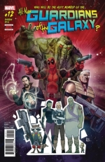 All-New Guardians of the Galaxy # 12