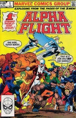 Alpha Flight # 1