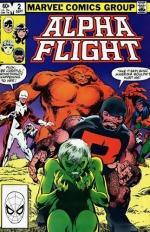 Alpha Flight # 2