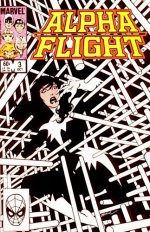 Alpha Flight # 3
