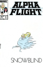 Alpha Flight # 6