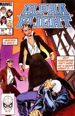 Alpha Flight # 7