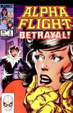 Alpha Flight # 8