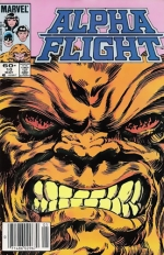 Alpha Flight # 10