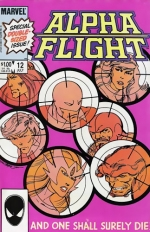 Alpha Flight # 12