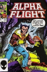 Alpha Flight # 13