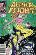 Alpha Flight # 14