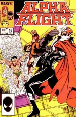 Alpha Flight # 16