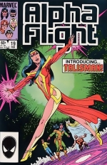 Alpha Flight # 19