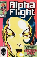 Alpha Flight # 20