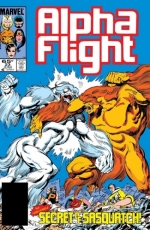 Alpha Flight # 23