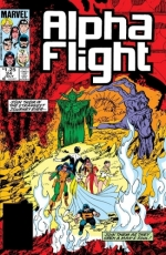Alpha Flight # 24