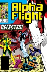 Alpha Flight # 26