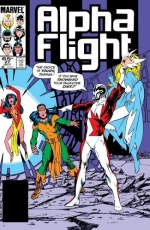 Alpha Flight # 27